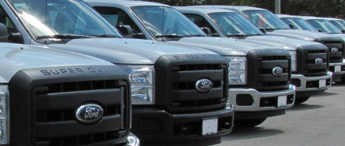 Palmetto Collision fleet services