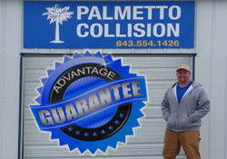 Palmetto Collision Quality Guarantee